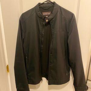 Brand New - Men's Black Michael Kors Racer Jacket